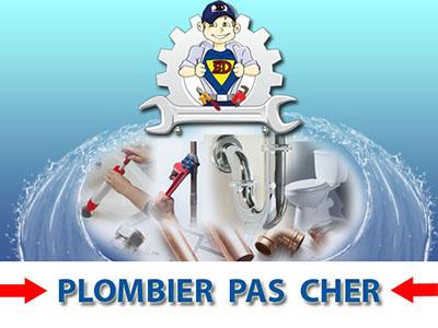 Canalisation Bouchée Auvers sur Oise 95430