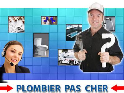 Canalisation Bouchée Le Coudray Montceaux 91830