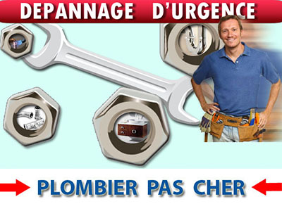 Canalisation Bouchée Le Thillay 95500